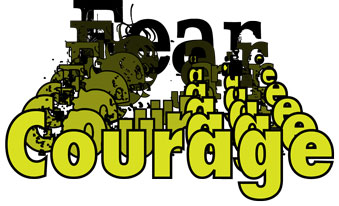 Fear-Courage
