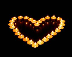 Val candle