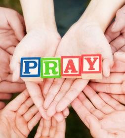 Hand-pray