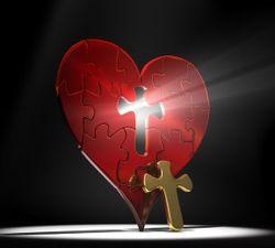 Heart&Cross