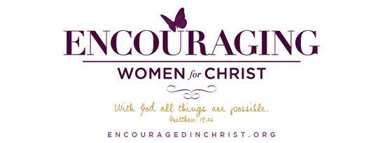 Encouraging Women To Christ logo