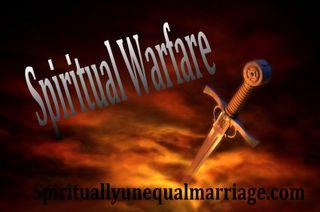 Spiritual Warfare 2013
