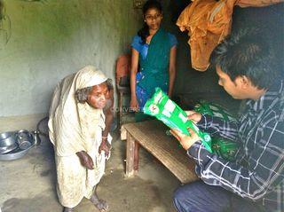 Nepal Nets Woman