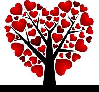 Heart Tree By Ohmega1982, published on 31 January 2014