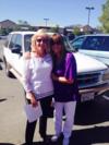 Heidi and Lynn