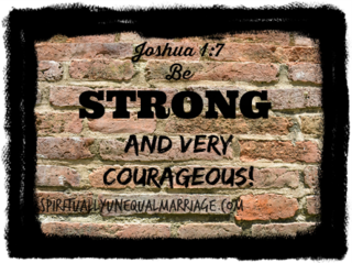 Strong and Courag