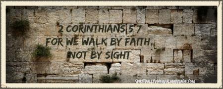 2 Corinthians 5 7