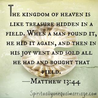 Matthew 13 44