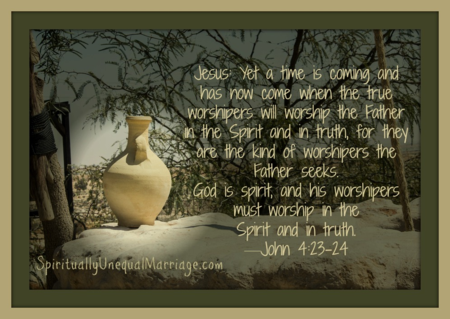 John 4 23 24