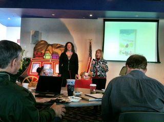 Speaking at Regal Sales Conferecne 2012