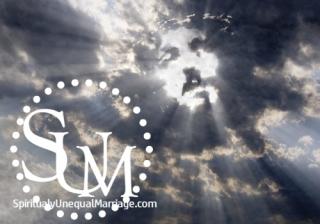 Jesus sky watermark