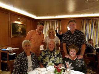 25th Wedding Anniversary Cruise