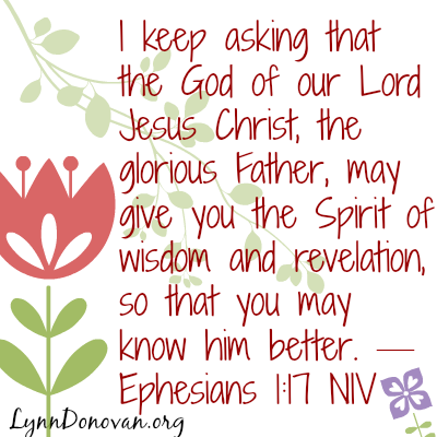 Image result for Ephesians 1:17