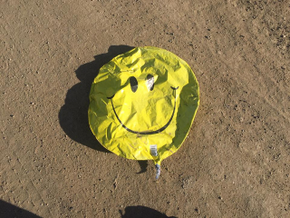 Smiling balloon December 14 2016