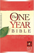 One Year Bible NLT