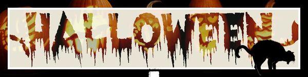 Halloween banner 2015