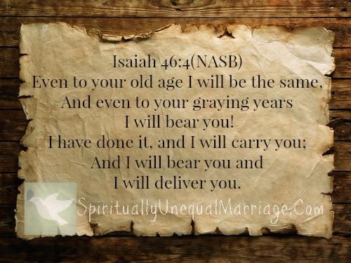Isaiah 46 4
