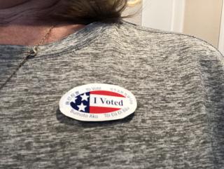 I voted 2018