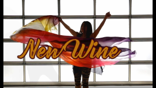 New wine flag