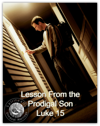 Lessons From Prodigal Son