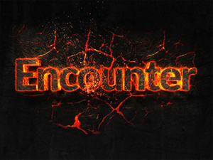 Flaming-encounter