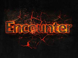 Flaming-encounter