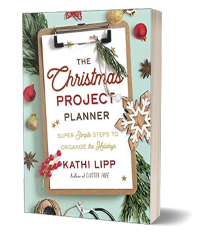 Christmas Project Planner Kathi Lipp