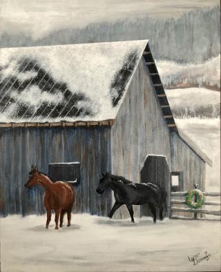 Christmas Barn 2019