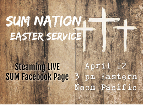 SUM Easter Service 2020
