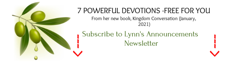 Subscribe to Lynn's Announcements