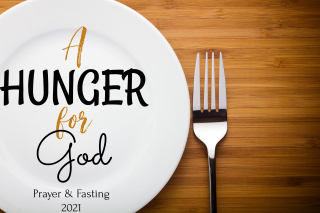 Prayer and Fasting 2021