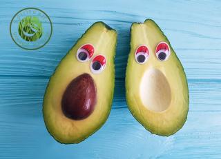 SIlly avocado