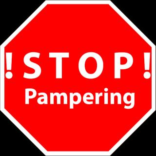 Stop-pampering-600