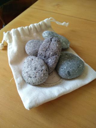 Five smooth stones